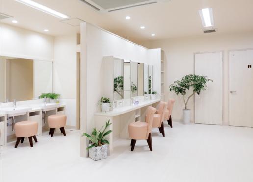 写真:ドレスルーム